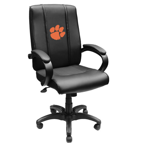 Office Chair 1000 with Clemson Tigers Logo