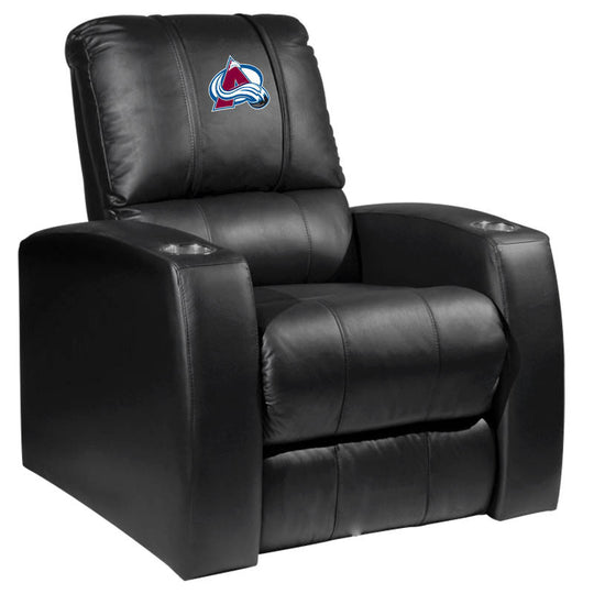 Relax Recliner with Colorado Avalanche Logo