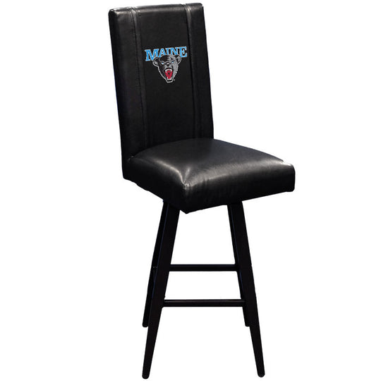 Swivel Bar Stool 2000 with Maine Black Bears Logo