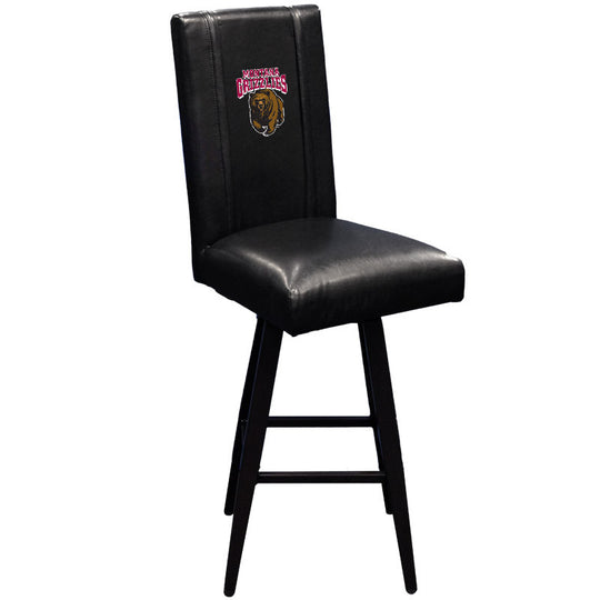 Swivel Bar Stool 2000 with Montana Grizzlies Logo