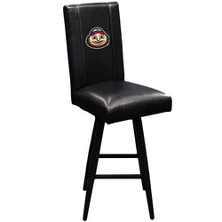 Swivel Bar Stool 2000 with Ohio State Buckeyes BrutusHead Logo