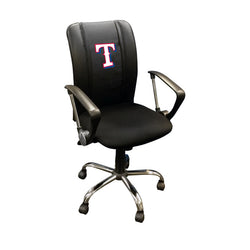 Curve Task Chair with Texas Rangers Secondary