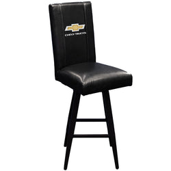 Swivel Bar Stool 2000 with Chevy Trucks Logo
