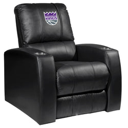 Relax Recliner with Sacramento Kings Primary Logo