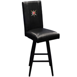 Swivel Bar Stool 2000 with Vegas Golden Knights with Secondary Logo