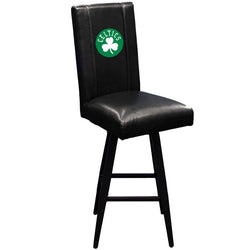 Swivel Bar Stool 2000 with Boston Celtics Secondary