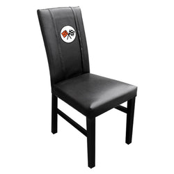 Side Chair 2000 with Corvette C2 Logo
