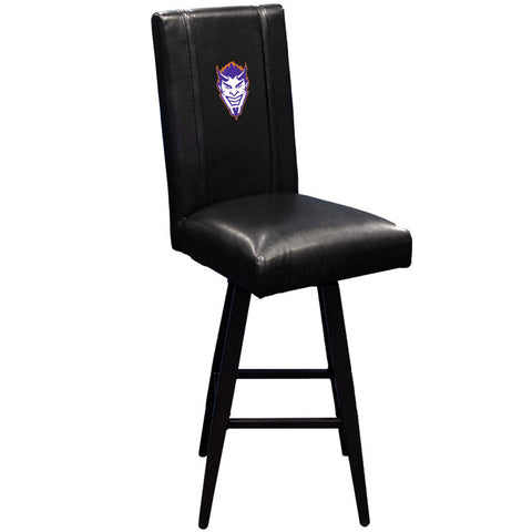 Swivel Bar Stool 2000 with Northwestern State Demon Head Logo