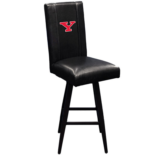 Swivel Bar Stool 2000 with Youngstown State Secondary Logo