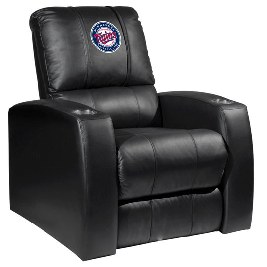 Relax Recliner with Minnesota Twins Logo