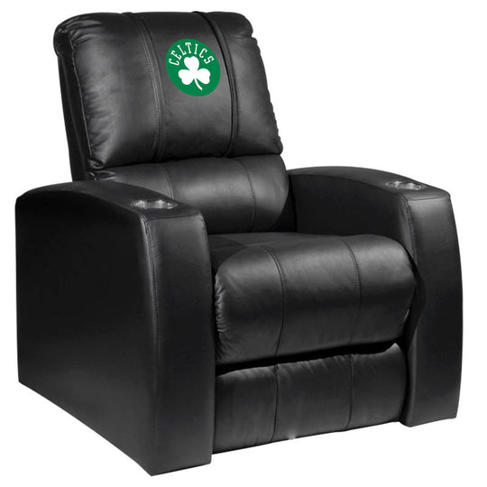 Relax Recliner with Boston Celtics Secondary
