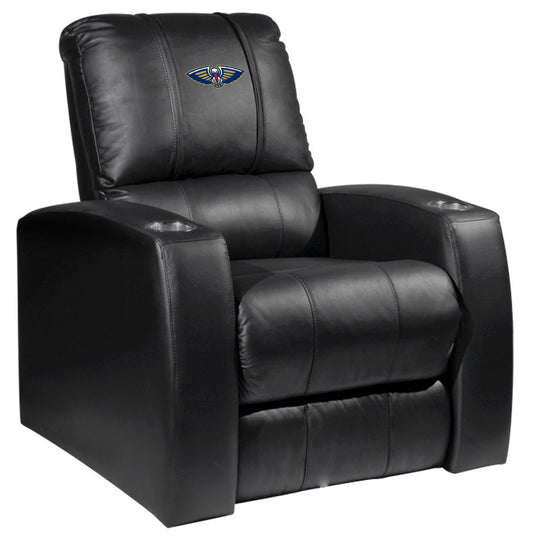 Relax Recliner with New Orleans Pelicans Primary Logo