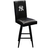 Swivel Bar Stool 2000 with New York Yankees Logo