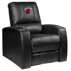 Relax Recliner Miami Heat Logo