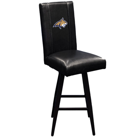 Swivel Bar Stool 2000 with Montana State Bobcats Primary Logo