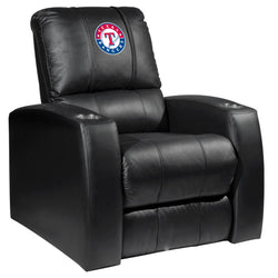Relax Recliner with Texas Rangers Logo