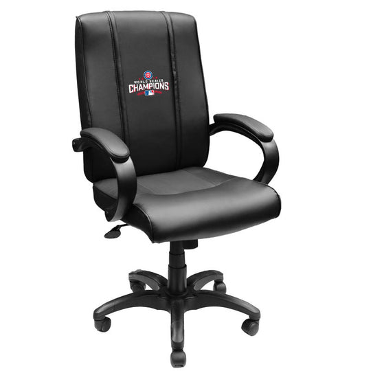 Office Chair 1000 with 2016 Chicago Cubs World Series Logo