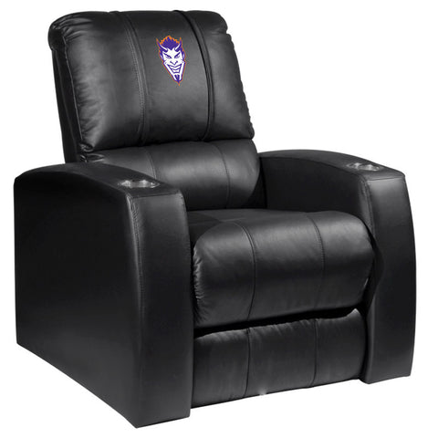 Relax Recliner with Northwestern State Demon Head Logo
