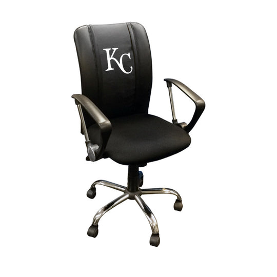 Curve Task Chair with Kansas City Royals Secondary