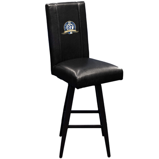 Swivel Bar Stool 2000 with New York Yankees 27th Champ