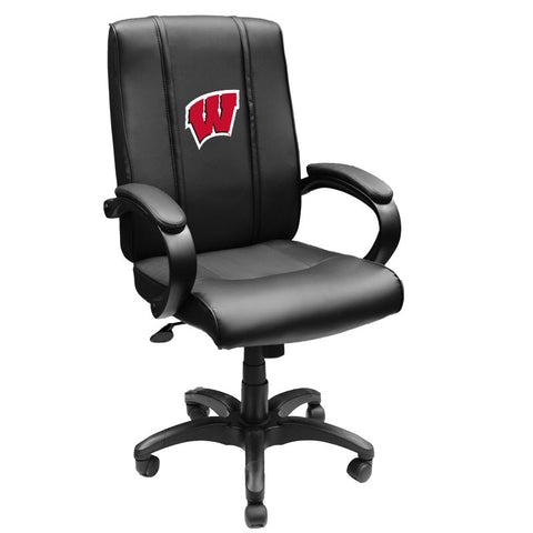 Office Chair 1000 with Wisconsin Badgers Logo