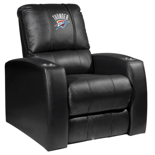Relax Recliner with Oklahoma City Thunder Logo