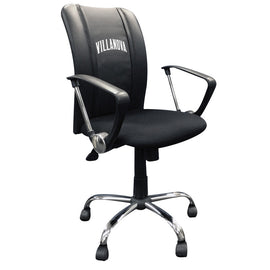 Curve Task Chair with Villanova Wordmark Logo