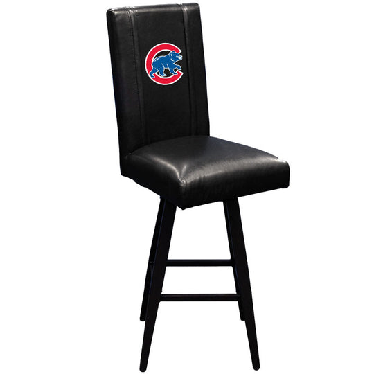 Swivel Bar Stool 2000 with Chicago Cubs Secondary