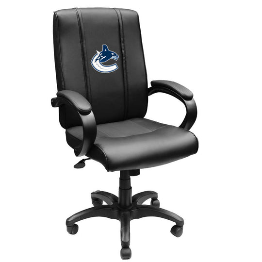 Office Chair 1000 with Vancouver Canucks Logo