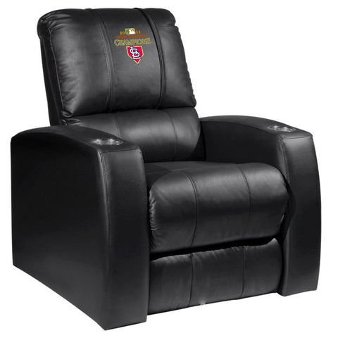 Relax Recliner with St Louis Cardinals Champs 2011