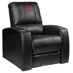 Relax Recliner with Houston Rockets Logo