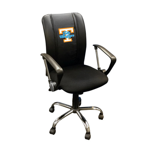 Curve Task Chair with Tennessee Lady Volunteers Logo