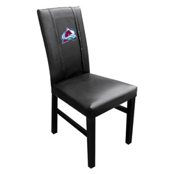 Side Chair 2000 with Colorado Avalanche Logo