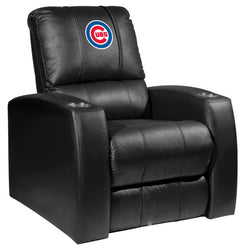 Relax Recliner with Chicago Cubs Logo
