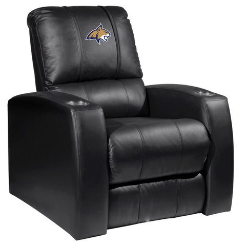 Relax Recliner with Montana State Bobcats Primary Logo