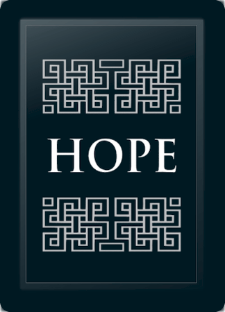Hope Deco Horizontal Silver