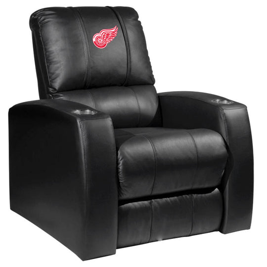 Relax Recliner with Detroit Red Wings Logo