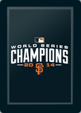 Side Chair 2000 with San Francisco Giants Champs'14
