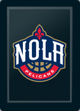 Relax Recliner with New Orleans Pelicans NOLA