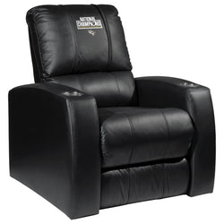 Relax Recliner with Central Florida UCF National Champions Logo Panel
