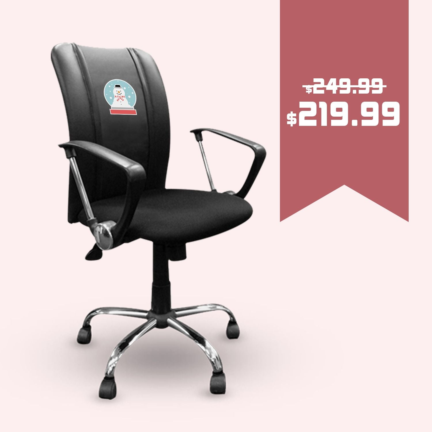 Curve Task Chairs