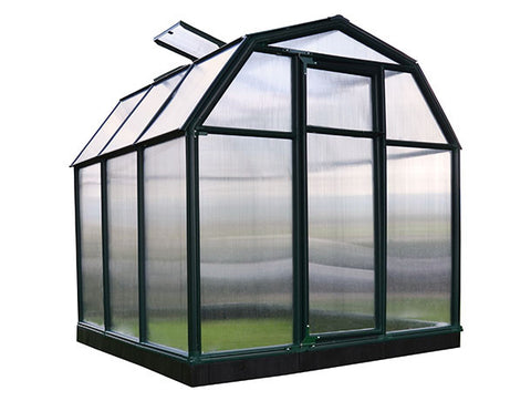 Rion Eco Grow Greenhouse HG7006 6x6, 6x8, 6x10, 6x12 - Green Thumb Houses