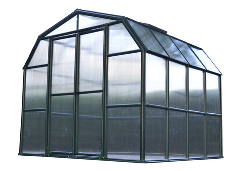 Rion Grand Gardener HG7208 Greenhouse 8x8, 8x12, 8x16, 8x20 Twin Walled - Green Thumb Houses
