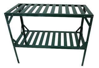 Grandio 2-Tier Potting Bench GRA-BENCH - Green Thumb Houses