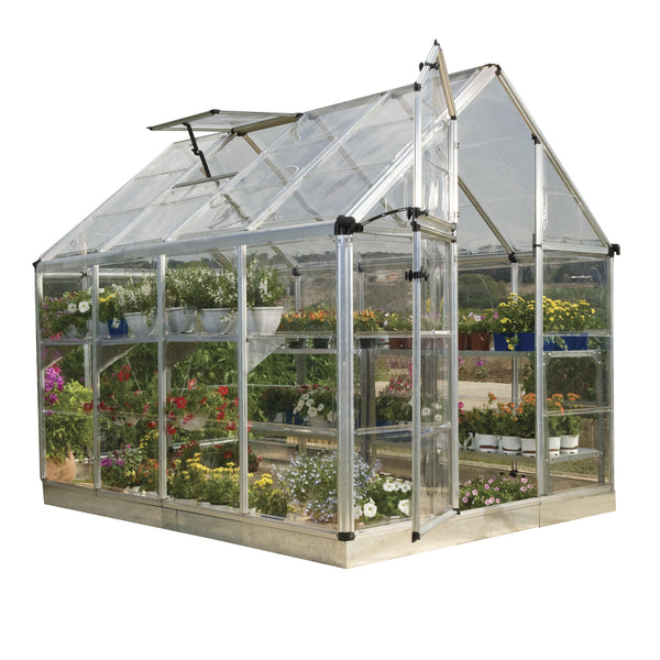 Snap and Grow Hobby Greenhouse HG6008 6x8, 6x12, 6x16 - Green Thumb Houses