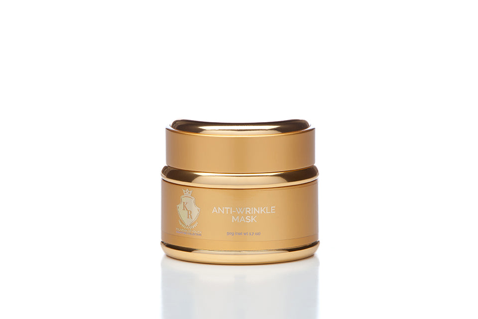"Image of Kelly Roberts ""Fountain of Youth"" Anti-Wrinkle Mask. A potent mask containing clinically proven peptides and active rejuvenating ingredients for healthy, younger looking skin. Kelly Roberts ""Fountain of Youth"" Anti-Wrinkle Mask helps fight skin aging by protecting it from free radicals and boosting the skin's immune function. Regular daily use has a cumulative effect on the skin."