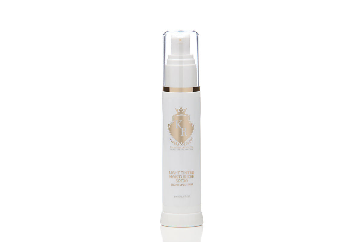 Tinted Moisturizer SPF30 (Light)