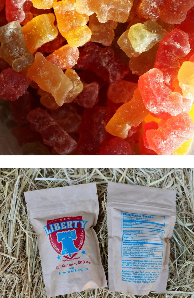 Liberty CBD Gummies
