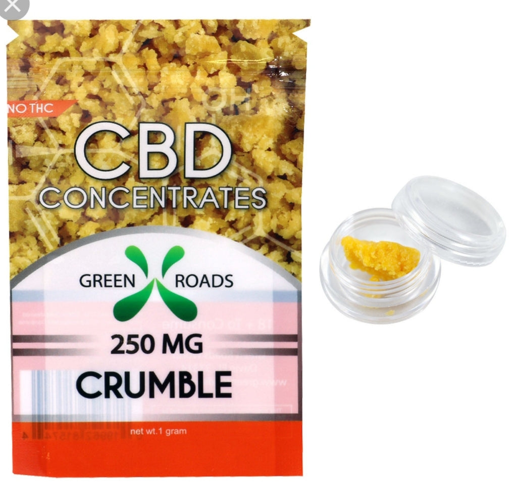 Green Roads CBD Crumble - 250mg