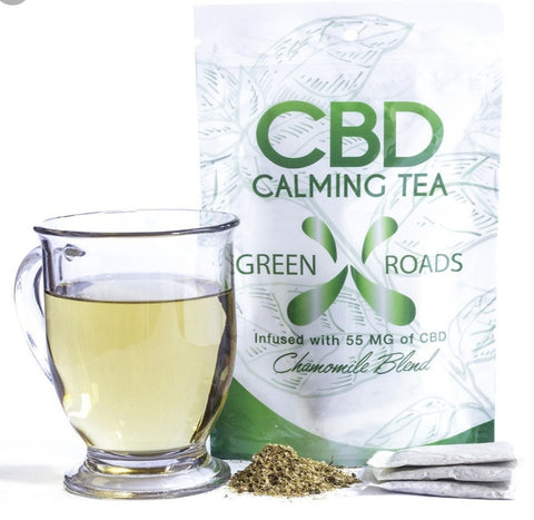 CBD Calming Tea - 7.6mg